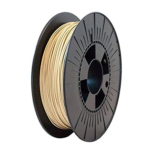 ICE Filaments ICEFIL3WOO209 filamento WOOD,2.85mm, 0.5 kg, Marvelous Maple