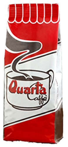 Quarta Caffè, Rossa 250 g - Bohne - Espresso, Kaffee