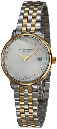 Relojes De Lujo Para Mujer  marca Raymond Weil
