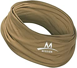 Mission Multi-Cool 12 in 1 Multifunctional Gaiter and Headwear