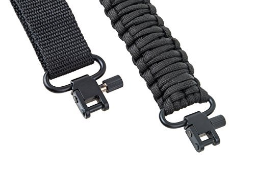 Ace Two Tactical Gun Sling 550 Paracord Rifle...