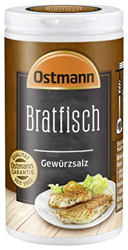 Ostmann Bratfisch Gewürzsalz, 4er Pack (4 x 50 g)