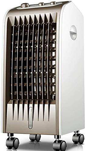 RMXMY Lüfter, 4L Klimaanlage Ventilator, 3-in-1 tragbare Klimaanlage mit Ventilator und De-Funktion, Personal Space Luftkühler und, for Schlafzimmer, for Kinderzimmer (Size : Remote Control Type)