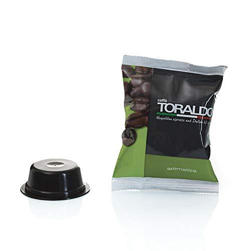 Caffè Toraldo Aromatica Capsules Compatibili con 'A Modo Mio' 100 Capsules