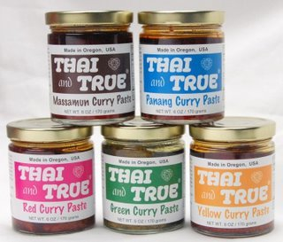 Thai and True Price reduction Curry Paste Sampler 5 - Flavor Max 48% OFF