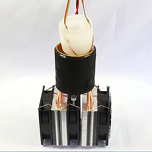 TWY Módulo de refrigeración de semiconductores, Enfriador de semiconductores,Peltier termoeléctrico,se Puede congelar, Temperatura ultrabaja
