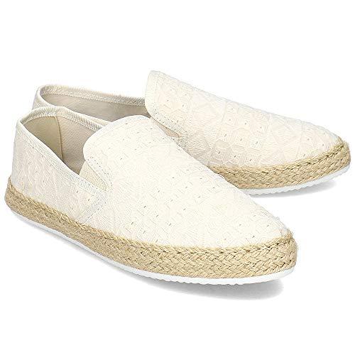 GANT Footwear Damen Krista Espadrilles, Weiß (Bone Beige G15), 37 EU