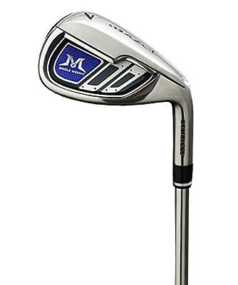 MAZEL Golf Individual Iron for Men,#7 (Right, Steel, Stiff(S))