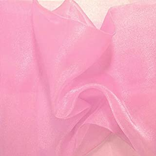 Best teal organza fabric Reviews