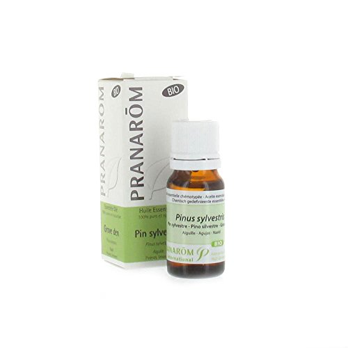 Pranarom 007760163 - Pino Silvestre Aceite Esencial, 10 ml