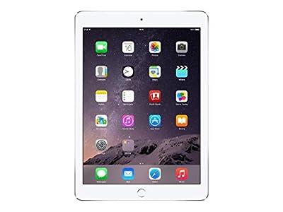 Apple iPad Air 2 MGKM2LL/A (64GB, Wi-Fi, Silver) NEWEST VERSION (Renewed) from Apple Computer