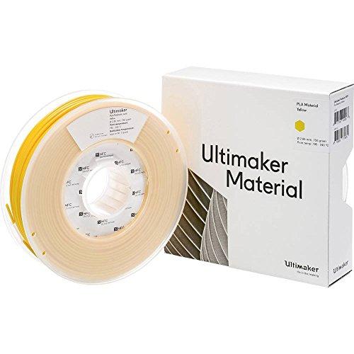 Ultimaker PLA - M0751 Yellow 750-211399 Filament PLA 2.85 mm Gelb 750 g