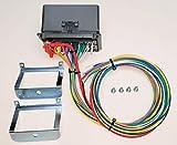 Concours Specialties Universal Waterproof Fuse Relay Box Panel Cooper Bussmann ATV UTV RV ...
