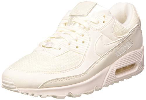 Nike Air MAX 90 NRG, Zapatillas para Correr para Hombre, Sail/Sail/Sail, 44 EU