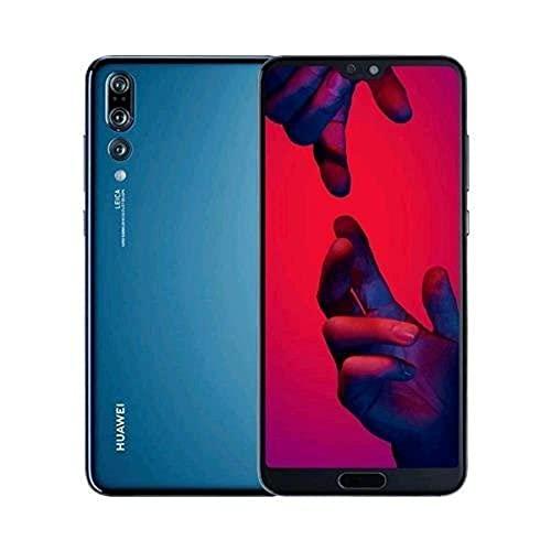 Huawei 774791 P20 Pro Smartphone, 128GB dunkel blau