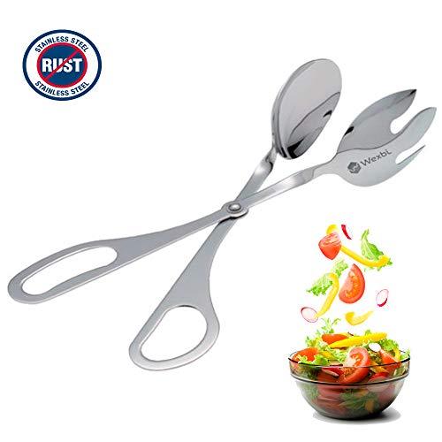 Stainless Steel Salad Tongs
