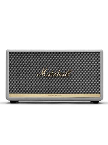 Marshall ワイヤレススピーカー Stanmore II ホワイト 高音質/Bluetooth/aptX対応 【国内正規品】