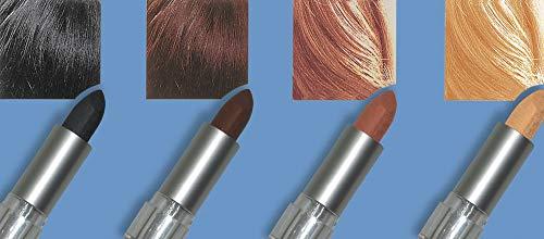 WENKO Haarfärbestift Schwarz Haarfärbemittel Coloration colorieren Haarfarbe Wenko