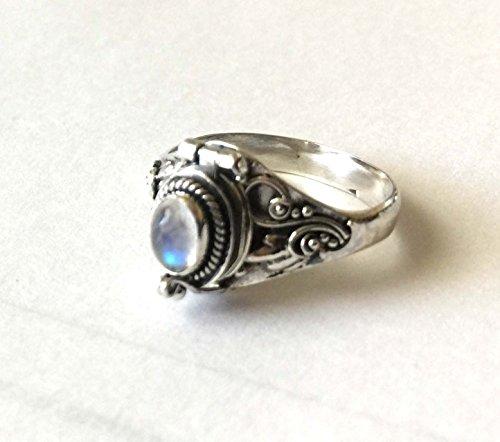 locket ring - 3