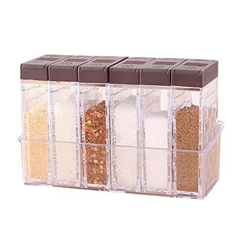 nuosen -   6er Set Salz- und