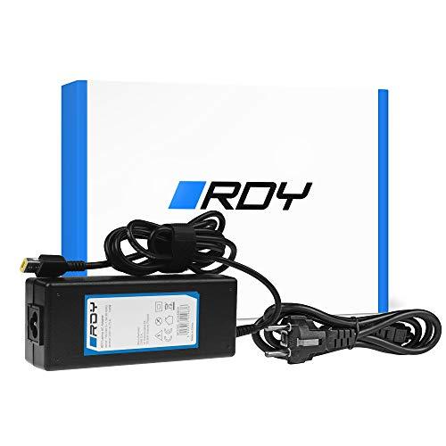 RDY 135W 20V 6.75A Cargador para Portátil Lenovo Y70 Y50-70 Y70 Y70-70 Y520 Y700 Z710 700-15ISK ThinkPad W540 T440p Ordenador Fuente de Alimentación Computadora Portátil Adaptador Connector: Slim Tip