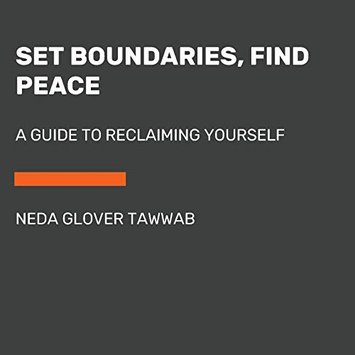 Set Boundaries, Find Peace  By  cover art