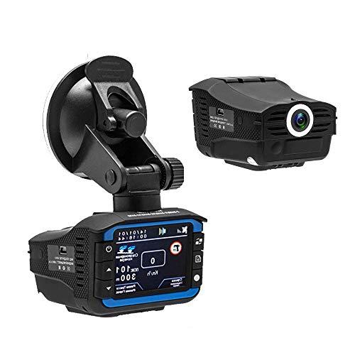BQT Dash Cams Écran de 2 Pouces Full HD 1080P, avec caméra Grand Angle 170 °, Enregistrement de Boucle, détection de Mouvement et capteur G, Enregistreur de Conduite GPS de Vision Nocturne Navigateur