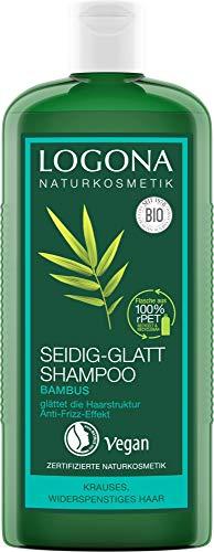 Logona Seidiges Bambus-Shampoo, 250 ml