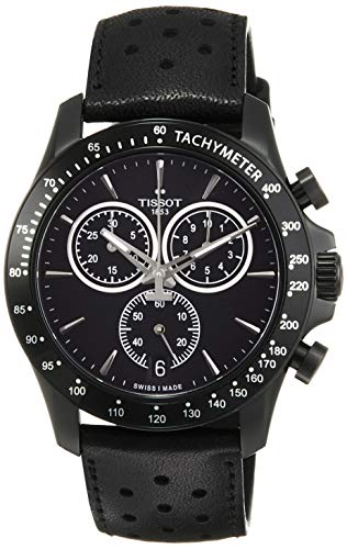 Montre Tissot V8 chronographe noire T1064173605100