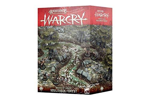 Games Workshop Warhammer AoS - Warcry : Ravaged Lands Souldrain Forest