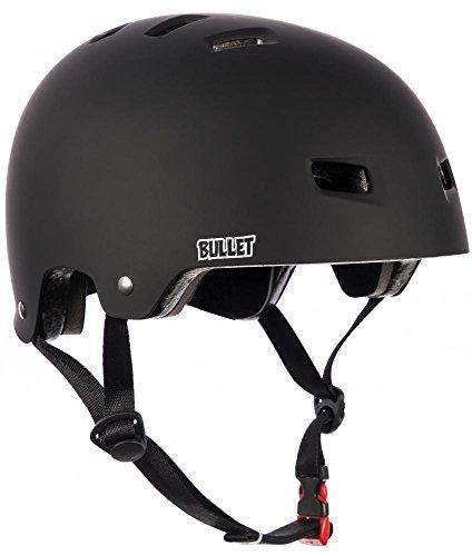 Bullet Protection Deluxe Senior Helmet Matt Black S/M