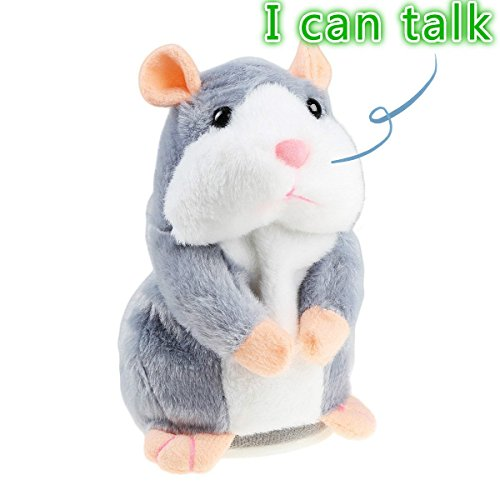 IDEAPRO Talking Hamster Toy, Rep...