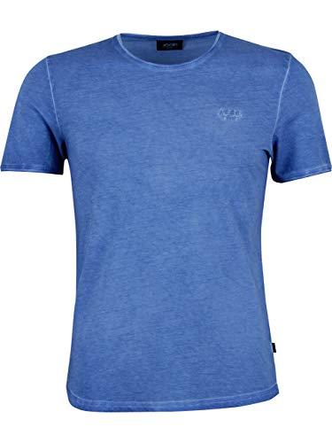 Joop! Herren T-Shirt Baumwolle Shortsleeve Blau M