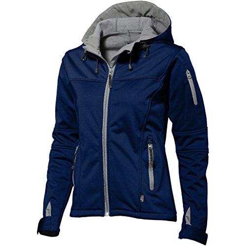 Slazenger Damen Softshell Jacke (M) (Marineblau)