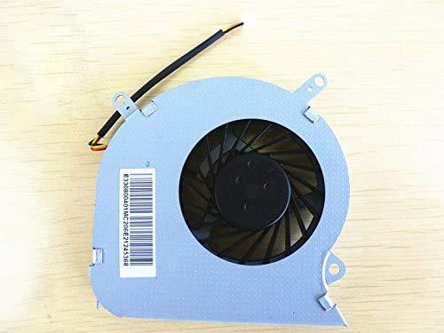 Ventilador de refrigeración de CPU para ordenador portátil MSI GE60 MS-16GA MS-16GC CPU-VGA E33-0800401-MC2