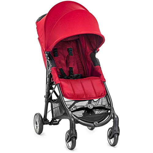 Baby Jogger City Mini Zip - Silla de paseo, color rojo ⭐
