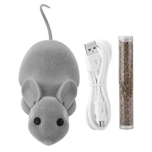 A sixx Mäuse Spielzeug, tragbare langlebige drahtlose App Fernbedienung RC elektronische Rattenmaus Mäuse Racer Spielzeug für Katze Welpen Geschenk