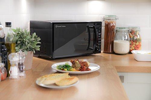 Russell Hobbs 17L Digital 700w Solo Microwave Black