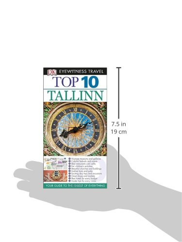 Top 10 Tallinn (EYEWITNESS TOP 10 TRAVEL GUIDE) - 41GTpe+K4HL