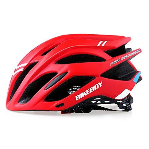XYL Casco para Bicicleta CE Ligero Proceso de una Pieza Seguridad protección...