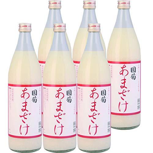 国菊あまざけ 985g ×6本
