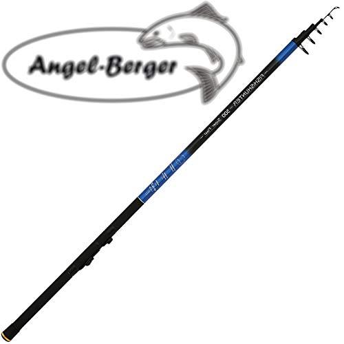 Angel-Berger Sbiro Trout 3,00m 5-30g Sbirolinorute Forellenrute Sbirulino Angelruten