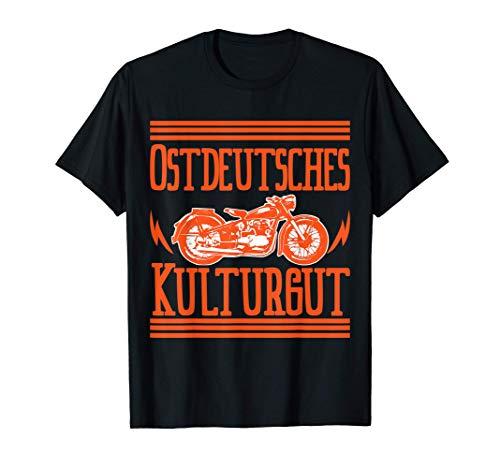 Ostdeutsches Kulturgut Simson Awo T-Shirt