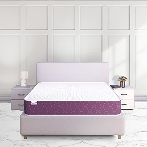 SleepX Ortho Memory Foam - Single Bed Size Mattress - (72*36*6 inches)