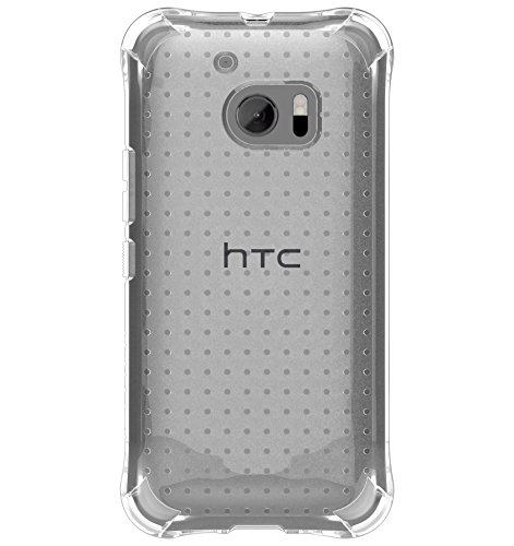 HTC One M10 Case, Ballistic [Jewel] Six-Sided Drop Protection [Clear] 6ft Drop Test Certified Case Reinforced Corner Protective Cover for HTC One M10 - (JW4153-A53N)