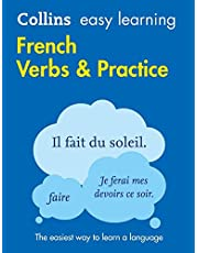 Easy Learning French Verbs and Practice: Trusted support for learning (Collins Easy Learning)