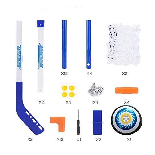 Hockey-Hockey-Training, Eishockey-Hallenhockey, Interaktives Eltern-Kind-Puzzlesportspiel, Kinderspielzeug