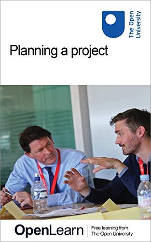 Couverture du livre Planning a project (English Edition)