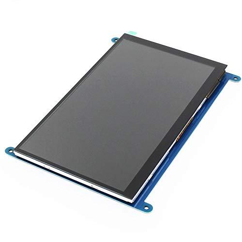 7 pulgadas LCD monitor HDMI 800X480 HD pantalla táctil capacitiva para frambuesa Pi 4 modelo B 3B+/3B/2B/B +