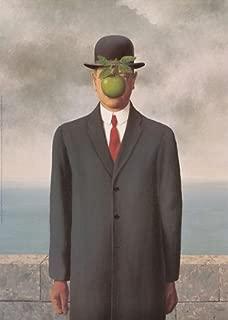 Rene Magritte - Son of Man - Le Fils de l'Homme